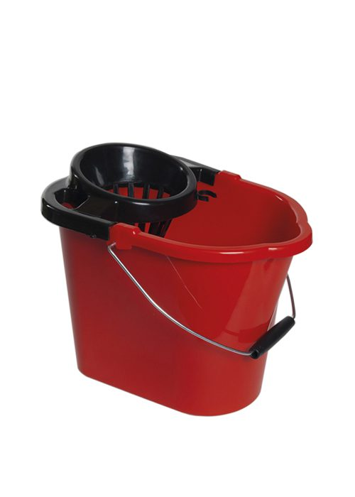 Secchio Bucket con strizzatore e manico-0