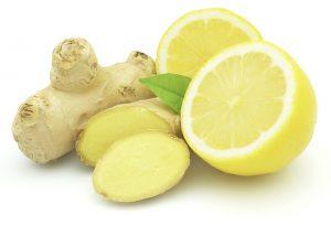 Zenzero e limone