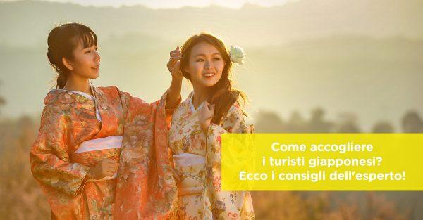 Come accogliere i turisti giapponesi! Ecco i consigli dell'esperto!